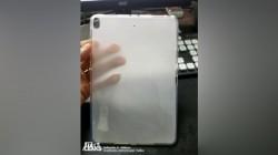 Alleged Apple iPad mini 5 case leaks showing dual rear cameras