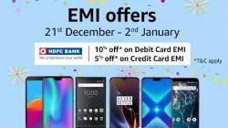 Amazon EMI Fest Offers: Get Nokia 8, Galaxy S9 Plus, Oppo R17 Pro, Xperia XZ2 and more on EMI