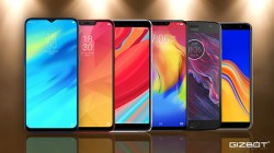 Best camera smartphones launched in 2018 under Rs. 15,000