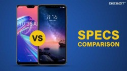 Does the Xiaomi Redmi Note 6 Pro has a change against the Asus ZenFone Max Pro M2? Comparison