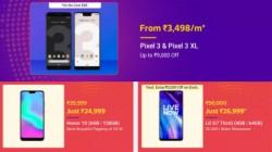 Flipkart Big Shopping Days sale: Buy high-end smartphones on EMI at zero percent Interest