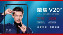 Honor V20 launch event: Watch the live streaming here