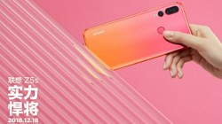 Lenovo Z5s Ferrari SuperFast Edition could be the world's first smartphone with 12 GB RAM