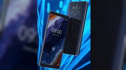 Nokia 9 PureView with five cameras leaked online with in-display fingerprint sensor