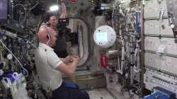Video: ISS' new robot is the space version of Alexa assistant