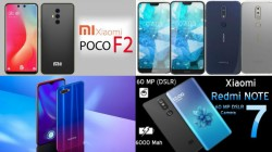 Upcoming Rumored budget smartphones to be launched in 2019