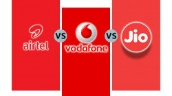 Airtel Rs. 289 vs Vodafone Rs. 279 vs Reliance Jio Rs. 299: Which is the best plan?