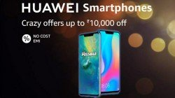 Amazon Huawei Crazy Offers: Get up to Rs. 10,000 discount on Mate 20 Pro, Nova 3i, P20 Lite and more