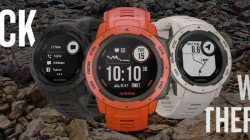 Garmin Instinct rugged smartwatch launched in India for Rs 26,990