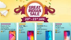Amazon Great Indian Sale: Special Exchange offer, Discounts on smartphones