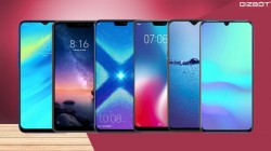 Best notch screen smartphones launched in 2018 under Rs. 20,000