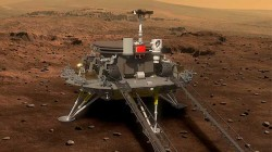 China planning Mars mission after landing on Moon's far side