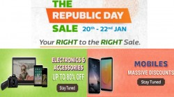 Flipkart Republic Day Sale (20th to 22nd Jan): Preview Offers on Smartphones, Electronics and more