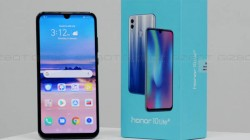 Honor 10 Lite First Impressions: Premium all-screen design and latest Android Pie