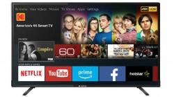 Kodak 43UHDX Smart TV Review: Crisp and Vivid 4K panel but half-baked UI