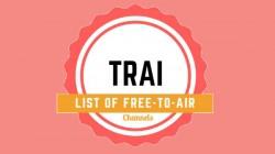 TRAI extends deadline to choose TV channels until March 31: TRAI
