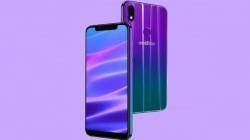 Mobiistar X1 Notch launched in India starting from Rs. 8,499