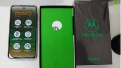 Moto G7 Plus retail box leaked, comes bundled with 27W TurboCharging feature