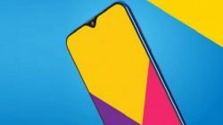 Samsung Galaxy M20 leaked image shows dual-rear cameras and fingerprint sensor
