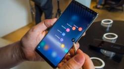 Samsung Galaxy Note 9 scores Android 9 Pie update