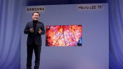 CES 2019: Samsung introduces modular Micro LED display technology