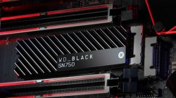 WD Black SN750 NVMe SSD with heat sink announced: Price starts at $79.99