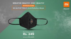 Xiaomi Mi AirPOP PM2.5 Anti-Pollution Mask officially launched for Rs 249