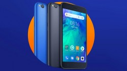 Xiaomi Redmi Go announced officially for around Rs. 6,500