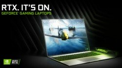 Nvidia GeForce RTX GPU for laptops announced with Max-Q technology