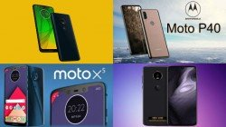 Upcoming Motorola smartphones to be launched in 2019