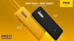 Xiaomi launches two new Poco F1 skins for Rs. 299