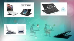 Portronic launches My Buddy Hexa portable laptop stand for Rs 699
