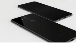 LG G8 ThinQ official press renders leak ahead of MWC 2019 launch