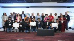 Microsoft Academia Accelerator 2019: AI is the solution for disaster management