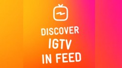 Now IGTV video previews will be added to Instagram main feed