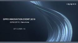Oppo Innovation Event launch highlights: Oppo's 5G smartphone showcased