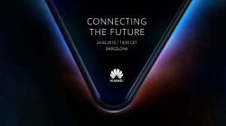 MWC 2019: Huawei to unveil its foldable 5G smartphone on February 24
