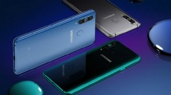 Samsung Galaxy A8s new gradient color variants announced