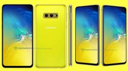 Samsung Galaxy S10e Canary Yellow looks great and youthful