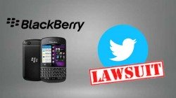BlackBerry drags Twitter to court over patent infringement: Reports