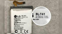 LG G8 ThinQ will feature a 3500 mAh battery with a dedicated headphone jack