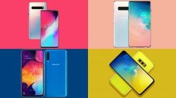 6 most searched Samsung smartphones