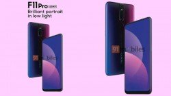 Oppo F11 Pro spotted online with a notch-less design: Looks similar to the Vivo V15 Pro