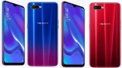 Oppo K1 launched at Rs 16,990 Vs Other Mid-range smartphones