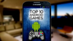 10 highly rated games for Android