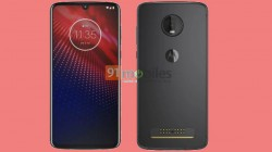Bezel-less Moto Z4 with Snapdragon 855 SoC spotted online: Expected to launch on the 3rd of April