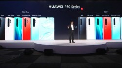 Huawei P30 and P30 Pro launch highlights