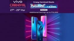 Paytm Vivo Carnival Offers: Discounts, cashback offers on Vivo smartphones