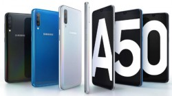 Samsung Galaxy A50 vs other Mid-range smartphones under Rs 25,000