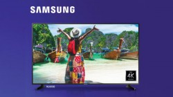 Samsung UHD smart TVs with Super6 features launched starting from Rs. 41,990